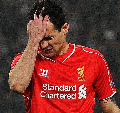 Besiktas oust stunned Liverpool