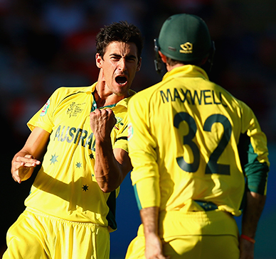 Lethal Starc almost saves Aussies