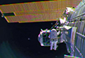 Astronauts leave ISS for week's third spacewalk