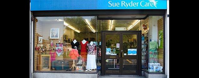 Sue Ryder shop (Sue Ryder)