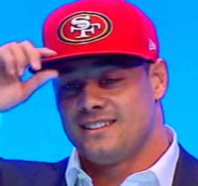 Hayne heading to San Francisco