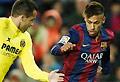 En vivo, semifinales: Villarreal-Barcelona