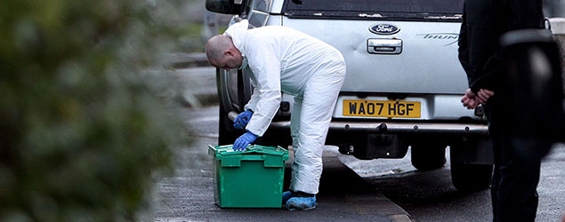 Forensics officers (PA)