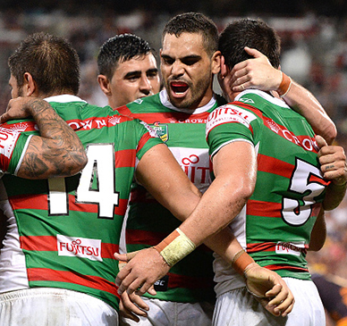 Souths pick up where they left off