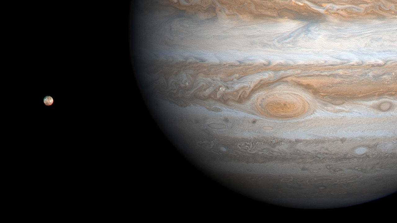cassini space probe jupiter - photo #23