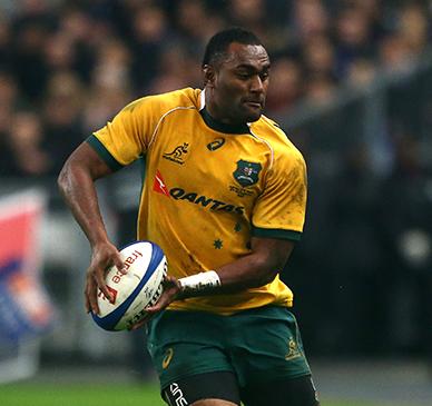 Kuridrani commits to Aussie rugby