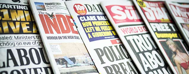 Newspapers (Rex)
