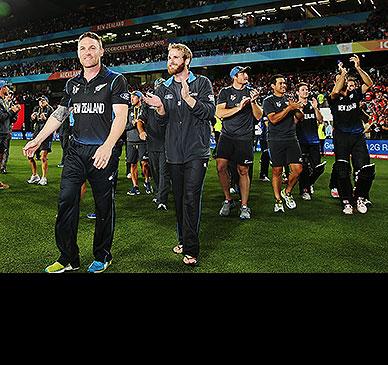 Six weeks when cricket was king in NZ