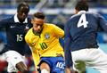 Seleção brasileira derrota França de virada