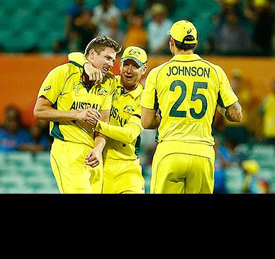 Australia set up trans-Tasman final