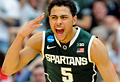 Michigan State survives OT to reach Final Four