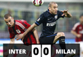 Inter-Milan 0-0 tra gol annullati e veleni