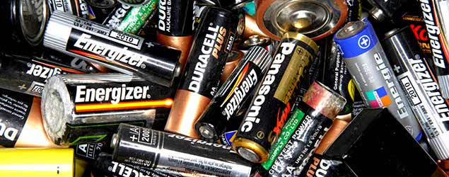 Batteries (Rex)