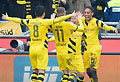 LIVE: Borussia Dortmund gegen Eintracht Frankfurt