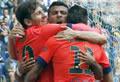 Neymar e Messi marcam e Barça vence no Espanhol