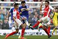 LIVE: Arsenal fordert Chelsea