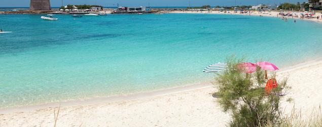 Spiaggia più bella d'Italia (Yahoo Lifestyle)
