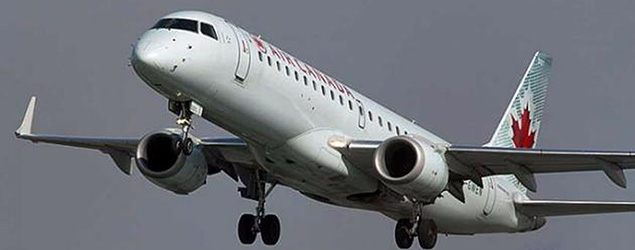 Air Canada plane (CBC News)