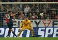 Inter, addio Europa League: il Genoa vince 3-2