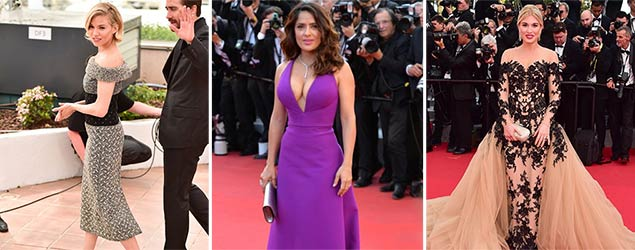 Best and worst looks at Cannes
