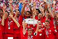 DA IST DAS DING! So feiern die Bayern