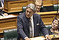 Winston Peters booted from chamber