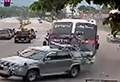 Tragic crash in Thailand