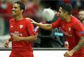 El Sevilla, otra vez campeón