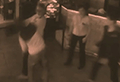 VIDEO: He should have never messed with this waitress