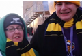 Fans brave chilly night for final tickets