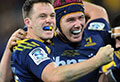 'We're really obviously over the moon with the result' - Highlanders' coach
