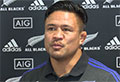 Keven Mealamu describes what the test means for him