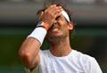 Nadal recrudece su frustración: fuera de Wimbledon