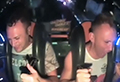 WATCH: Terrifed man passes out on Slingshot ride