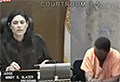 VIDEO: Judge, suspect know each other from school