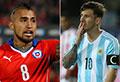 Chile y Argentina por la gloria