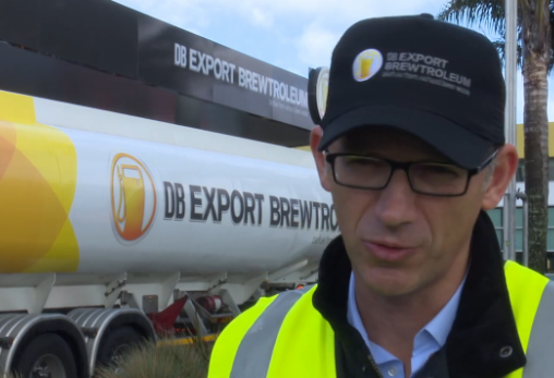 Beer-based fuel now available in New Zealand
