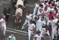 VIDEO: Frightening moment bulls attack crowd in Spain