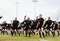 Incredible footage of a fierce All Blacks' haka and Samoa Siva Tau