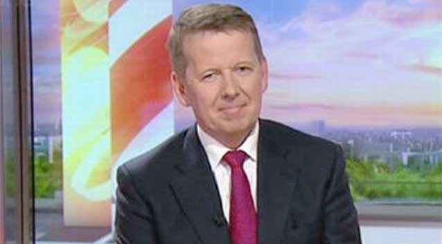 Funny: Leftist BBC presenter drops c-bomb on live television Bill_turnbull__swears