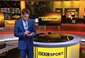 BBC presenter plays with imaginary iPad