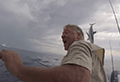 Unexpected visitor crashes fishing trip