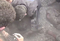 WATCH: Man and child pulled alive from rubble
