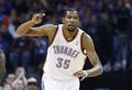 Kevin Durant vira protagonista nos noticiários