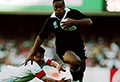 WATCH: Lomu's 15 World Cup tries