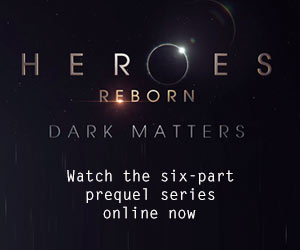 Heroes Reborn Dark Matter