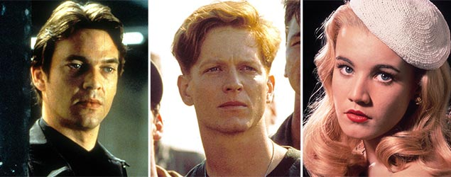 Dougray Scott, Eric Stoltz and Emily Lloyd (Rex)