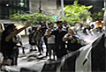 WATCH: Activist shot point blank