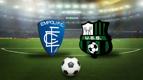 Serie A LIVE! Empoli - Sassuolo, segui la diretta