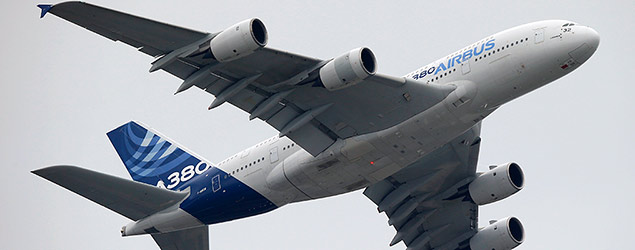 Airbus A-380 (PA)